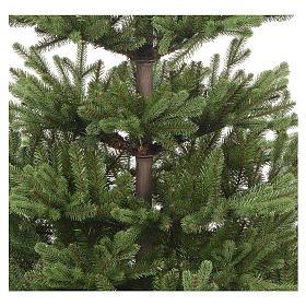 Árvore de Natal 225 cm Poly Fee-Real verde modelo Imperial s4