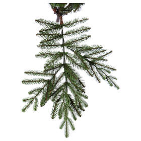 Árvore de Natal 225 cm Poly Fee-Real verde modelo Imperial s6