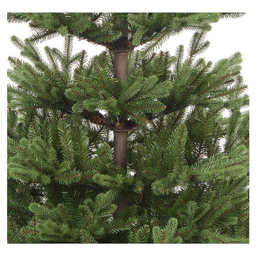 Árvore de Natal 225 cm Poly Fee-Real verde modelo Imperial 4