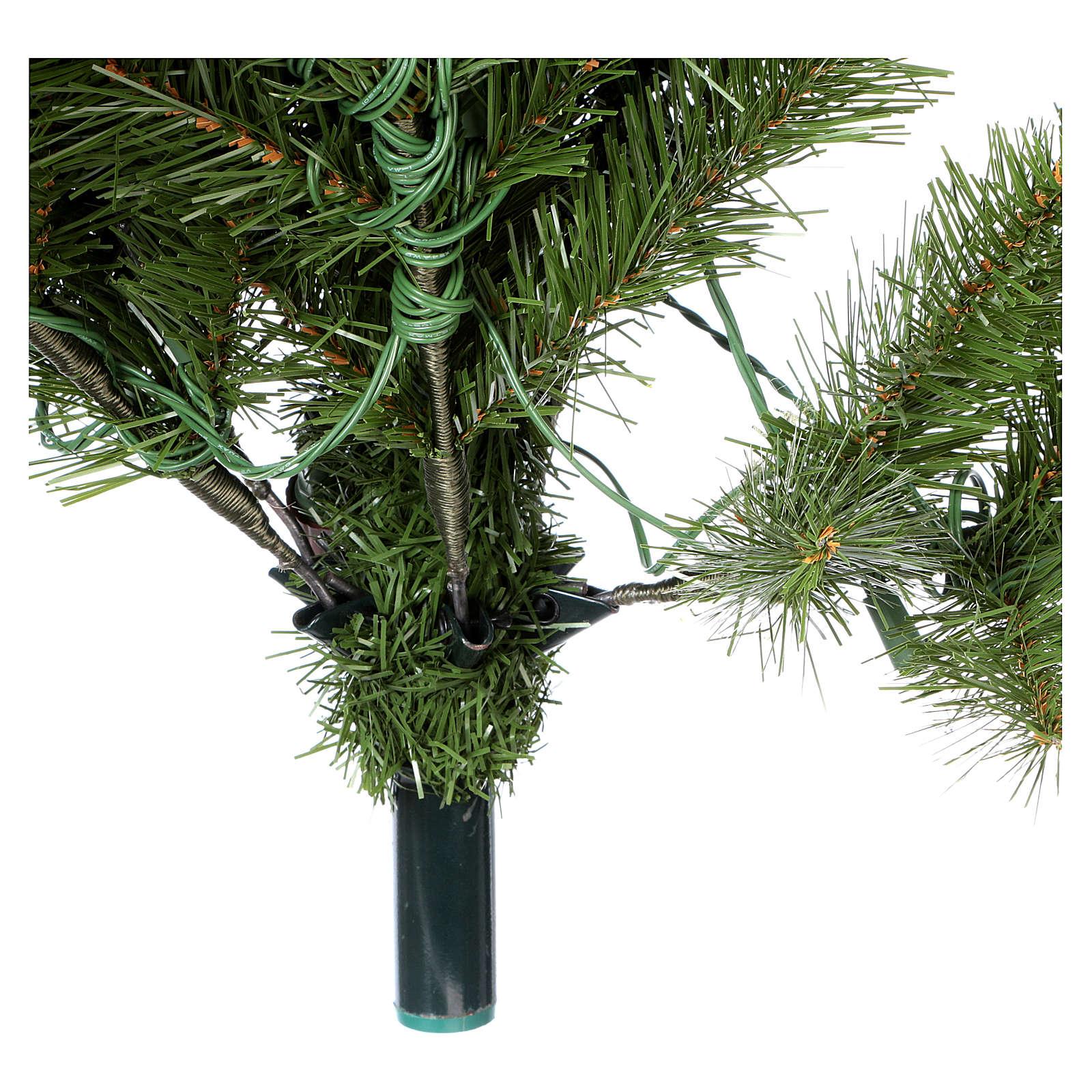 Christmas tree Feel Real Memory Shape 210 cm, Bluetooth Light and Sound 3
