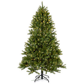 Christmas tree Feel Real Memory Shape 210 cm, Bluetooth Light and Sound s1