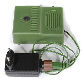 Albero di Natale 210 cm Poly verde memory shape luci Bluetooth s7