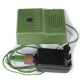 Albero di Natale 225 cm verde Poly memory shape luci Bluetooth s7