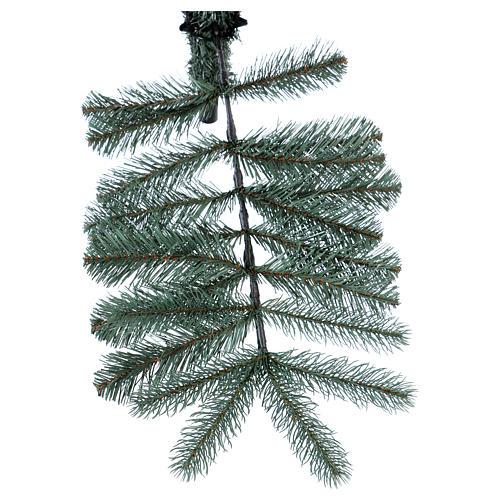 Albero di Natale 195 cm verde Poly Downswept Douglas 6