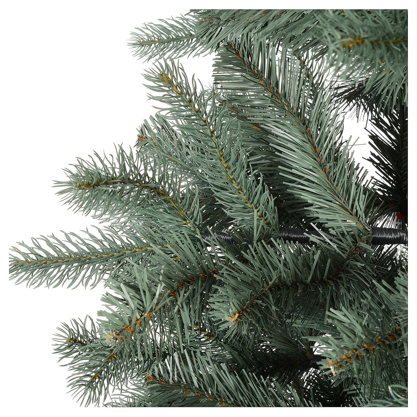 Christmas tree Feel Real 225 cm, green Downswept Douglad blue 3