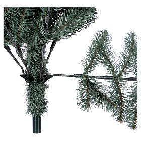 Sapin de Noël 225 cm vert Poly Downswept Douglas Blue s5