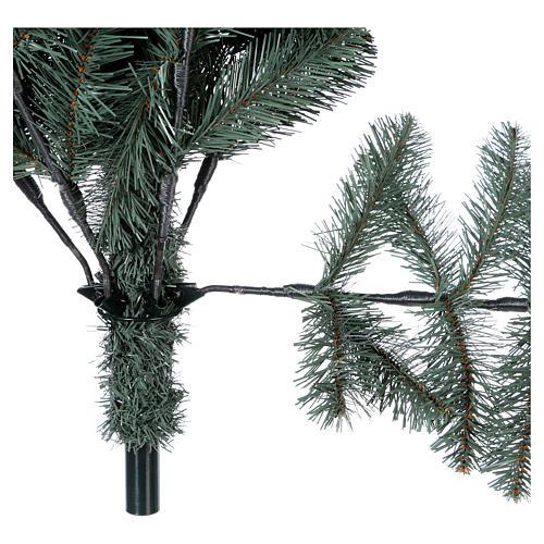 Sapin de Noël 225 cm vert Poly Downswept Douglas Blue 5