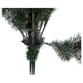 Weihnachtsbaum Everest aus Polyethylen mit Schneeeffekt, 240 cm s5