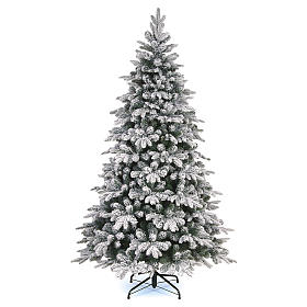 Christmas trees: Artificial Christmas tree 240 cm, flocked Everest F.