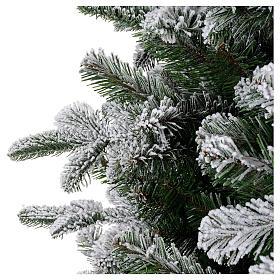 Árbol de Navidad 270 cm modelo Poly Everest copos nieve s4