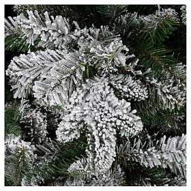 Árvore de Natal 270 cm nevado Poly Everest s3