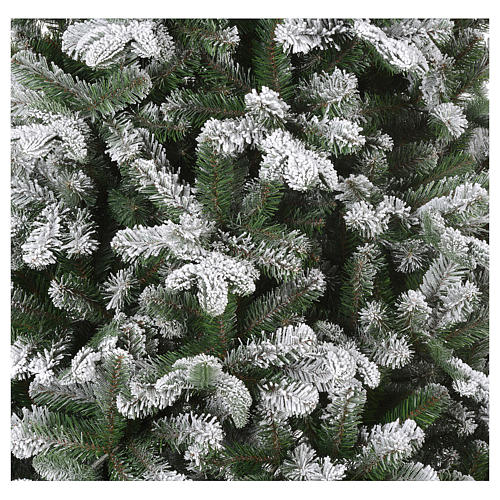 Árvore de Natal 270 cm nevado Poly Everest 2
