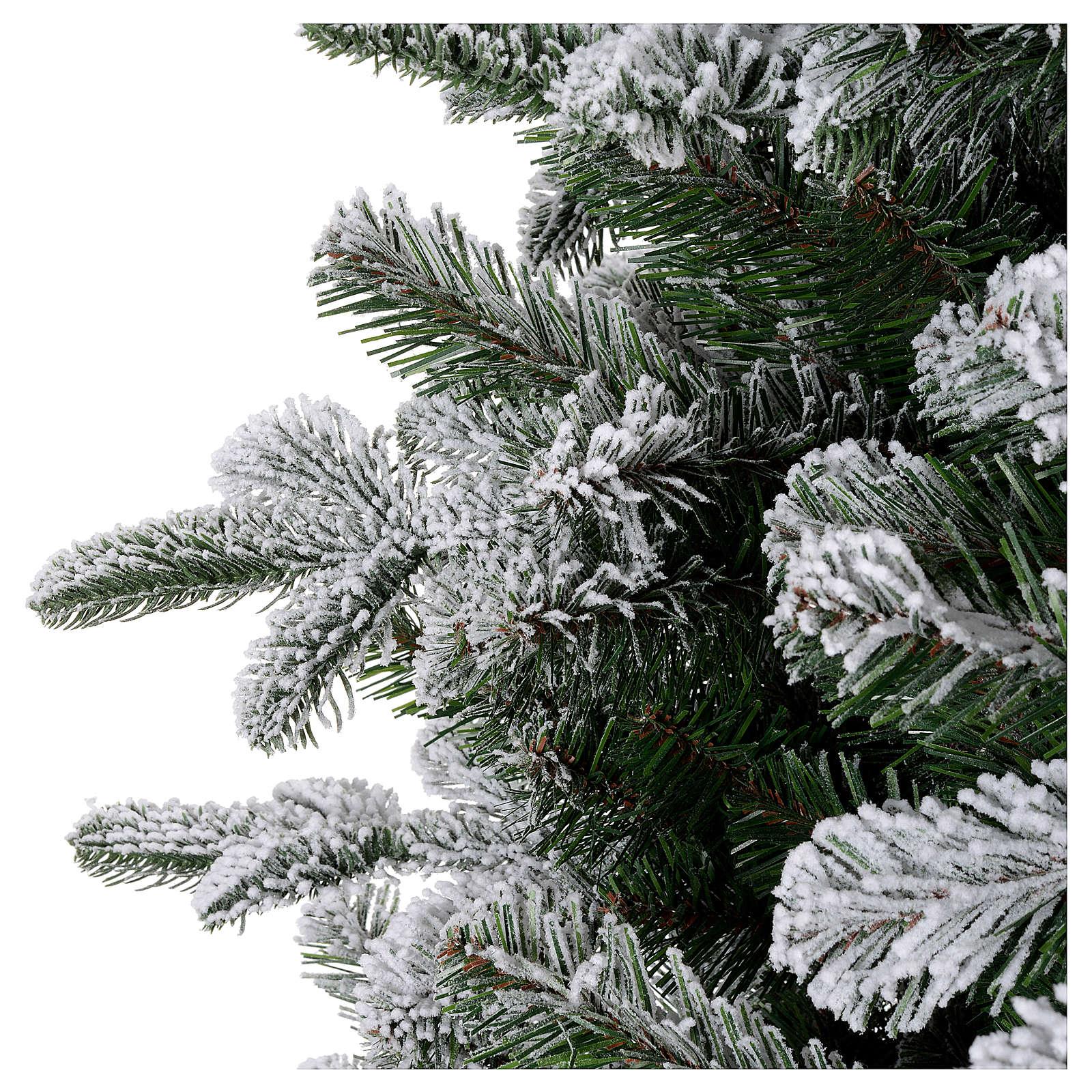 Artificial Christmas tree 270 cm, flocked Everest F ...