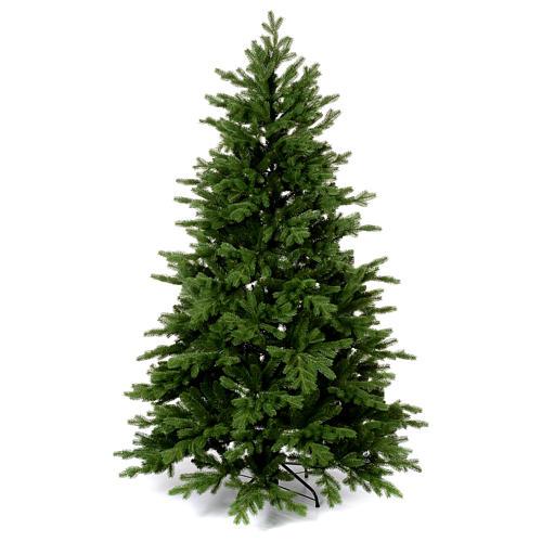 Albero di Natale 180 cm Poly verde Princetown 1