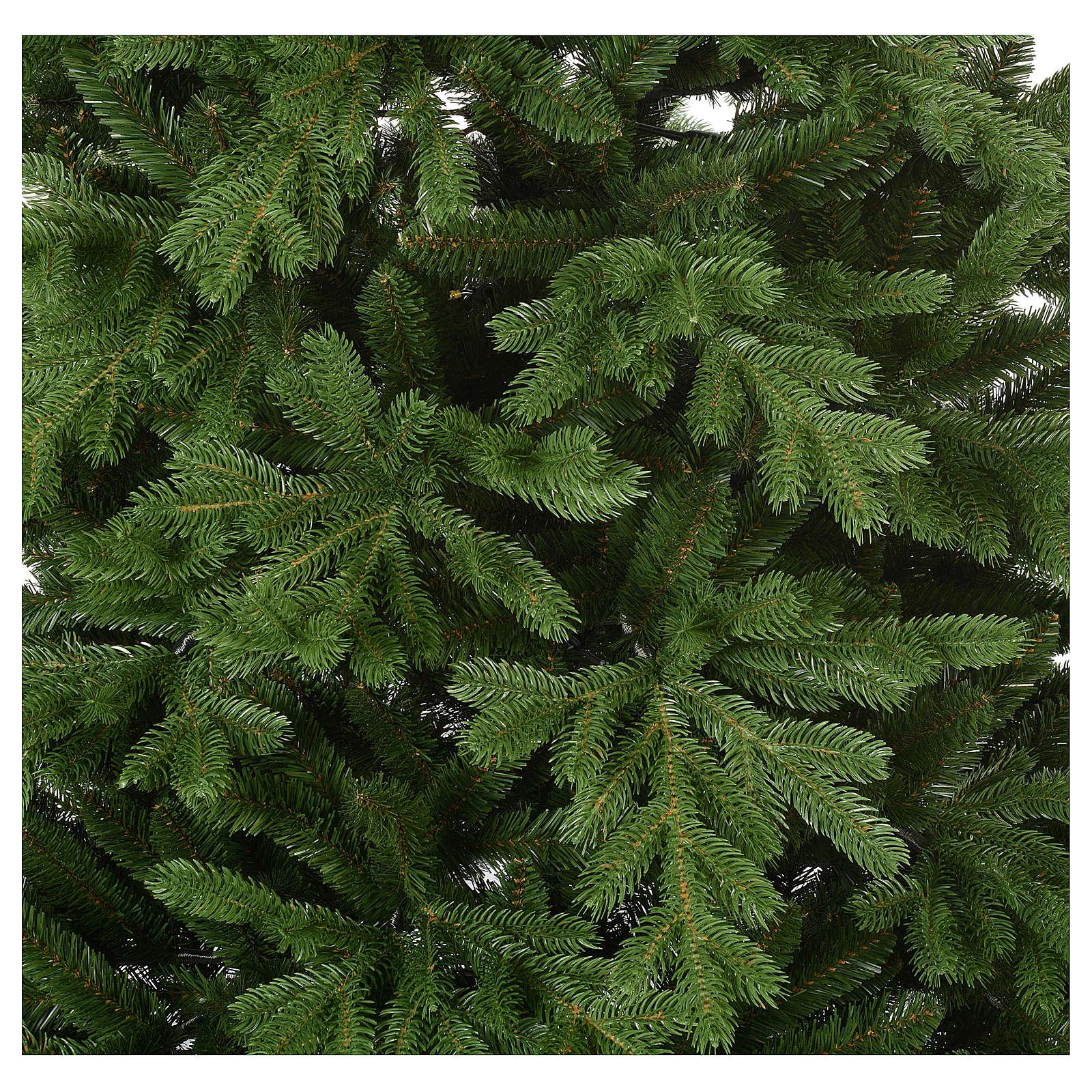 Árbol de Navidad 210 cm verde Princetown Poly 3