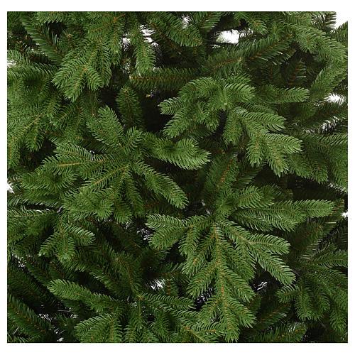 Árbol de Navidad 210 cm verde Princetown Poly 4