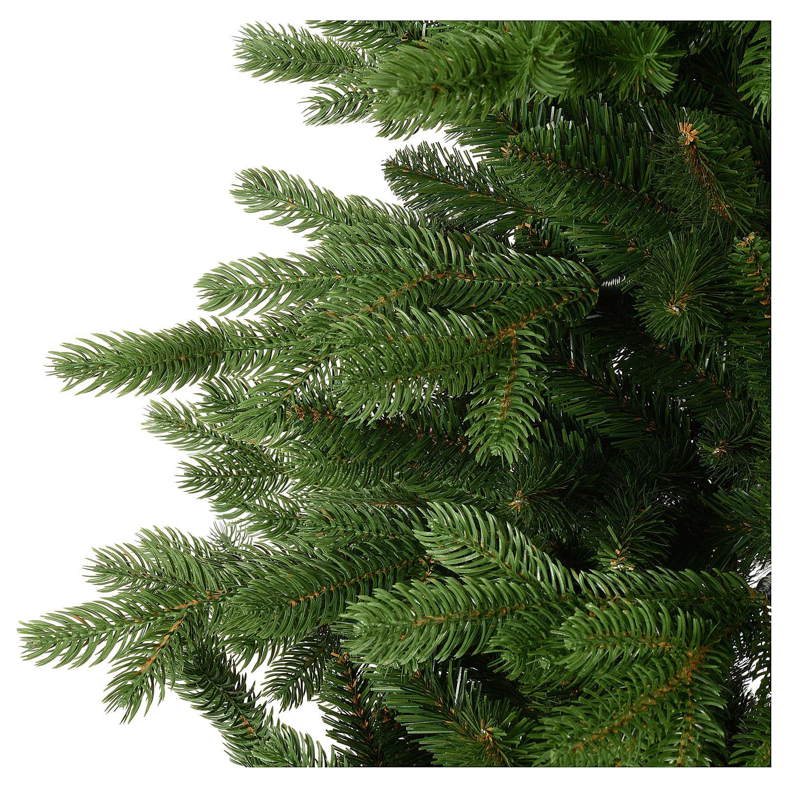 Choinka sztuczna 210 cm Poly Princetown zielona 3