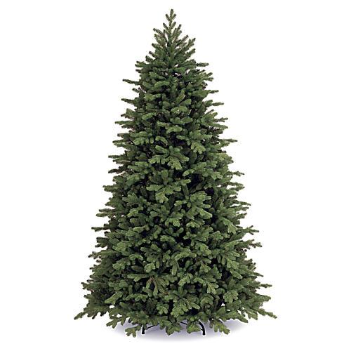 Árbol de Navidad 225 cm verde Poly Princetown 1