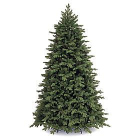 Albero di Natale 225 cm Poly colore verde Princetown s1