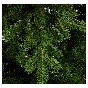 Albero di Natale 225 cm Poly colore verde Princetown s2