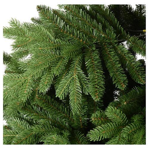 Albero di Natale 225 cm Poly colore verde Princetown 5