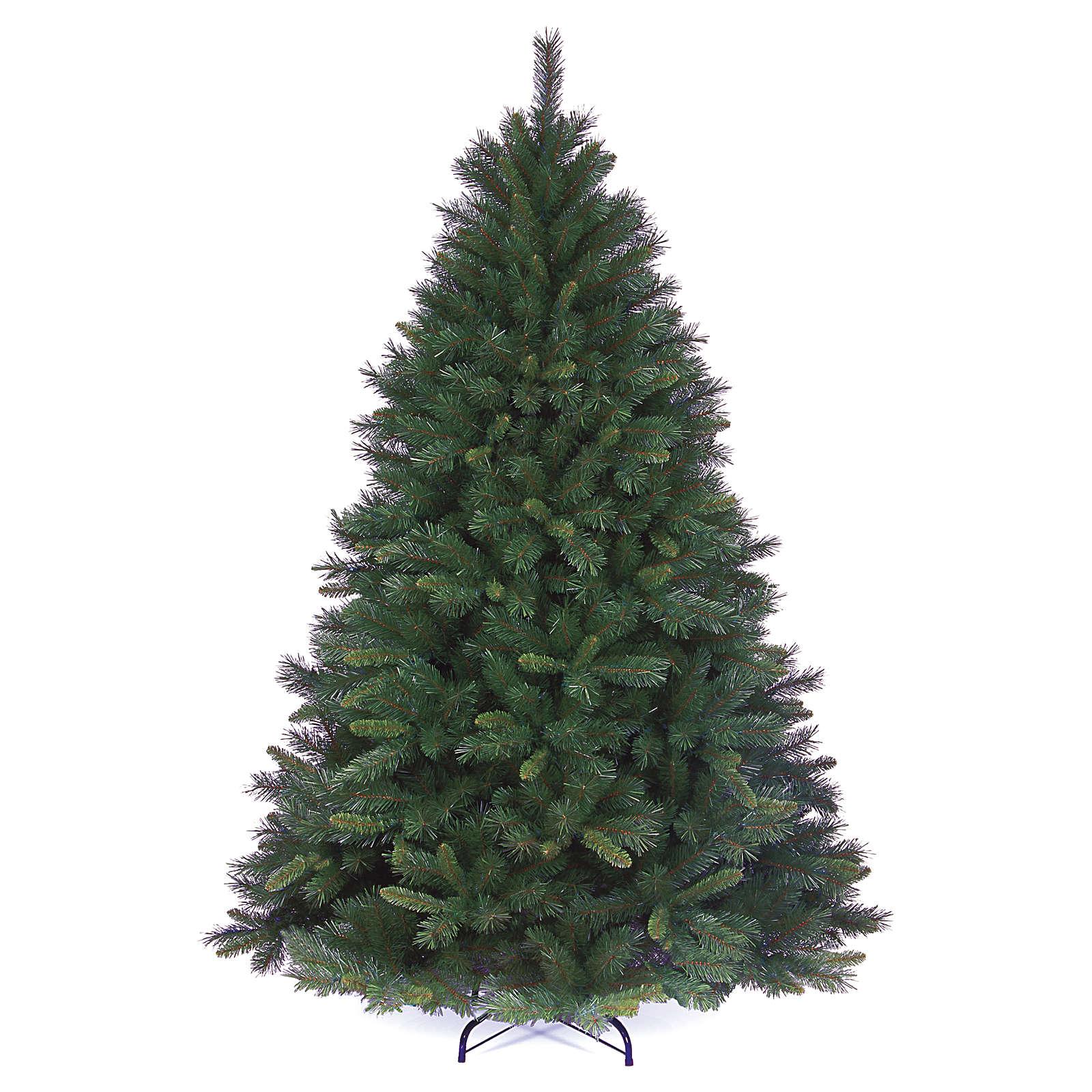 Árbol de Navidad 210 cm verde Winchester 3
