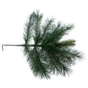 Árbol de Navidad 210 cm verde Winchester s6