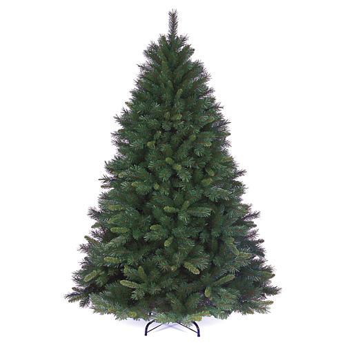 Árbol de Navidad 210 cm verde Winchester 1