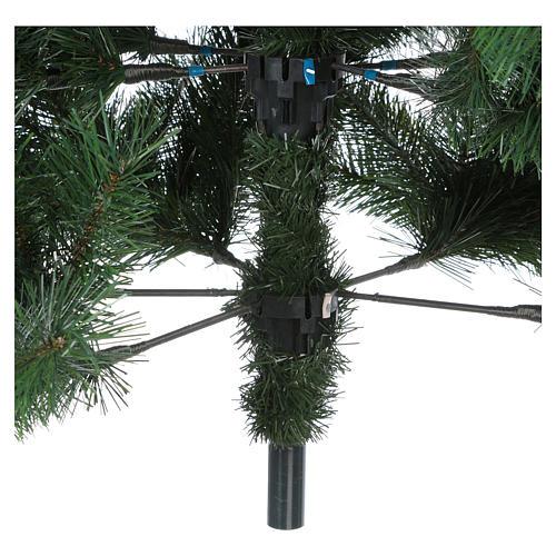 Árbol de Navidad 210 cm verde Winchester 5