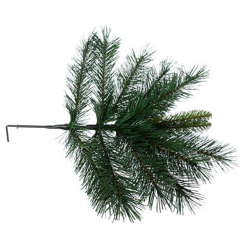 Árbol de Navidad 210 cm verde Winchester 6