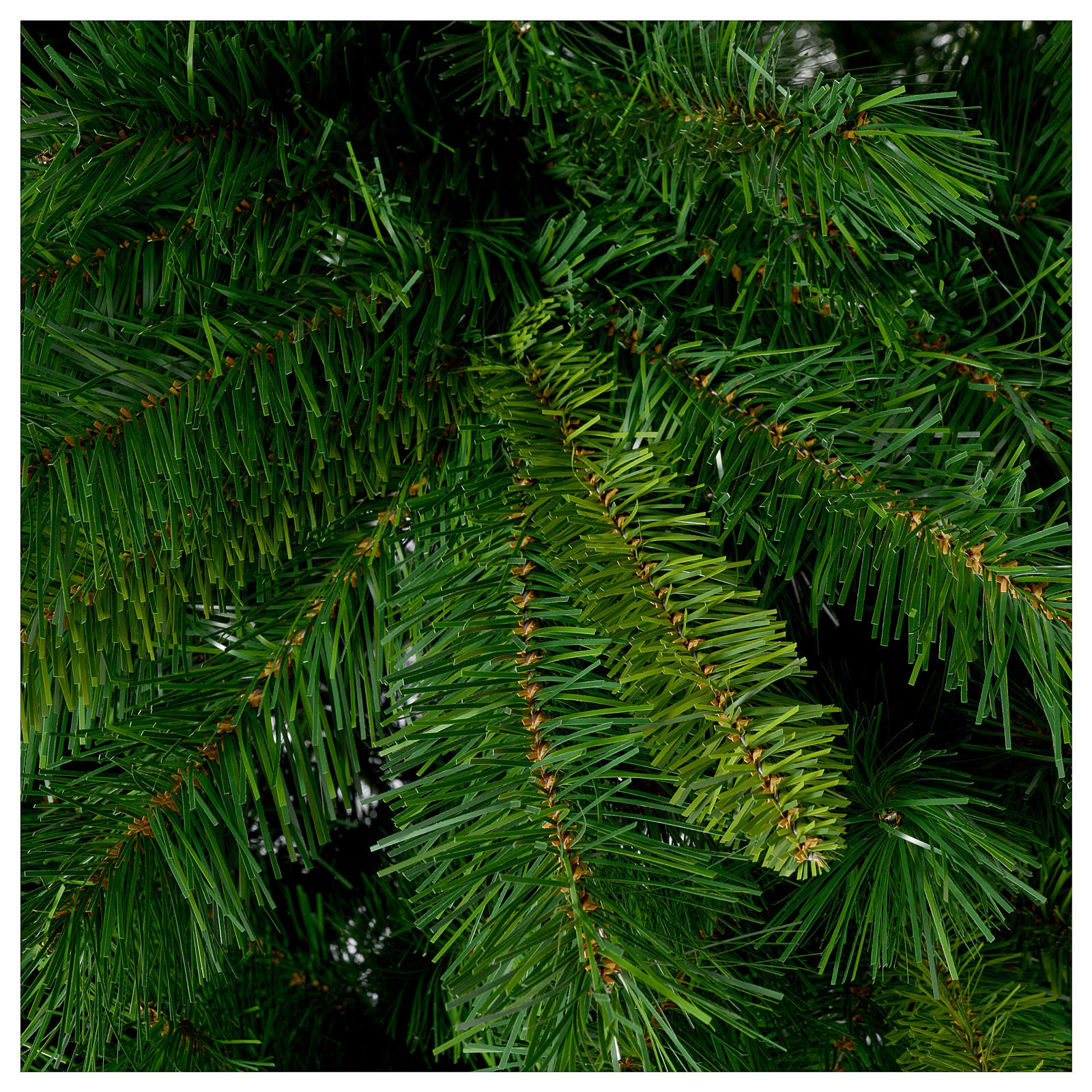 Sapin de Noël 225 cm couleur vert Winchester 3
