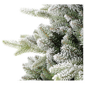 Sapin de Noël 210 cm Poly enneigé Snowy Sierra s3