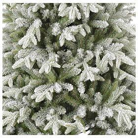 Albero di Natale 225 cm floccato Poly Snowy Sierra s2