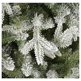 Albero di Natale 225 cm floccato Poly Snowy Sierra s3