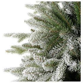Albero di Natale 225 cm floccato Poly Snowy Sierra s4