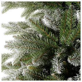 Albero di Natale 225 cm floccato Poly Snowy Sierra s5