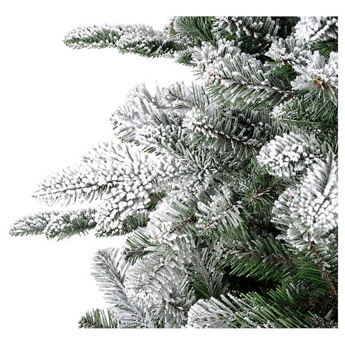 Artificial Christmas tree 180 cm, flocked Everest 3
