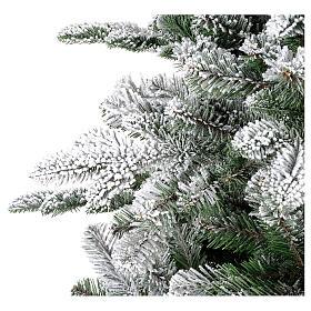 Sapin de Noël 210 cm Poly enneigé Everest s3