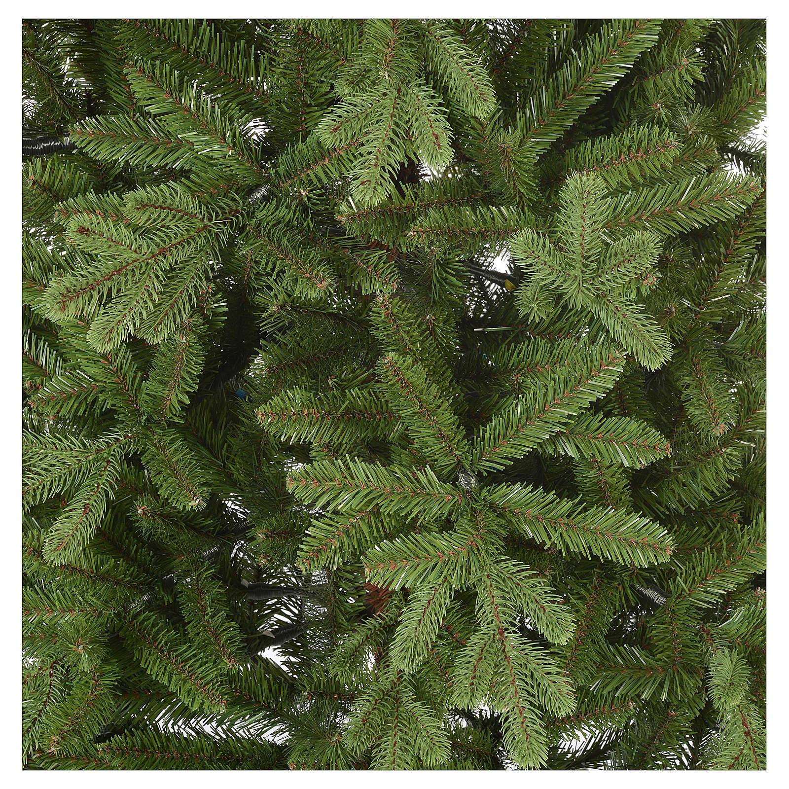 Albero di Natale 210 cm Poly colore verde Absury Spruce 3