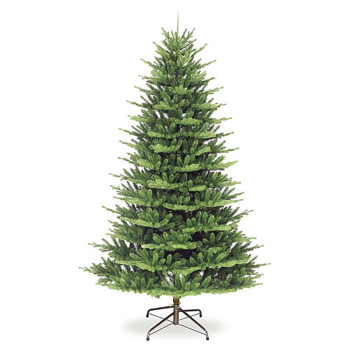 Albero di Natale 225 cm Poly Feel-Real verde Absury Spruce 1