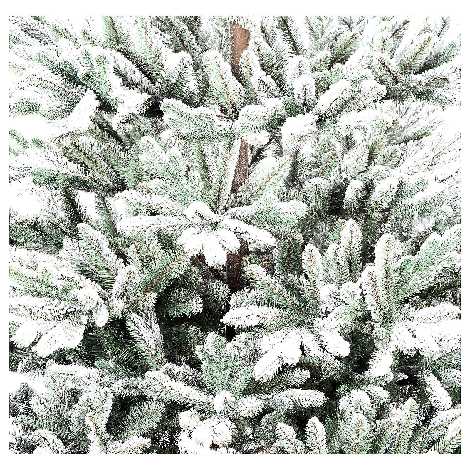 Sapin de Noël 225 cm Poly enneigé Imperial 3