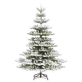 Sapin de Noël 225 cm Poly enneigé Imperial s1