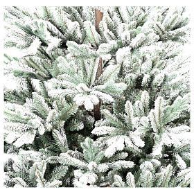 Sapin de Noël 225 cm Poly enneigé Imperial s3