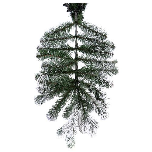 Sapin de Noël 225 cm Poly enneigé Imperial 6