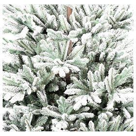 Albero di Natale 210 cm Poly floccato Imperial Blu s3