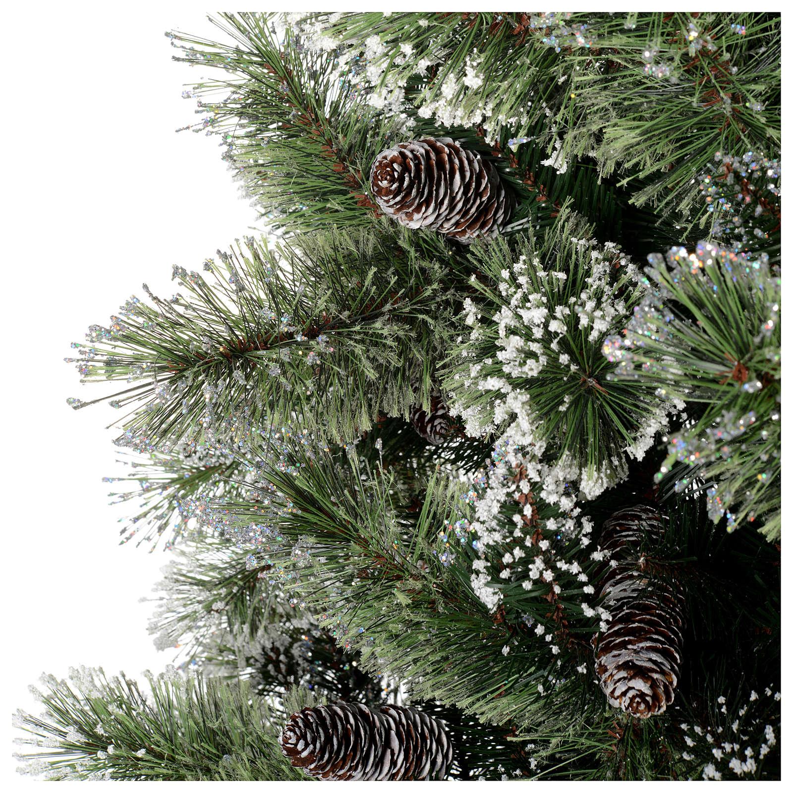 Albero Di Natale Slim 210.Albero Di Natale Slim 210 Leroy Merlin Disegni Di Natale