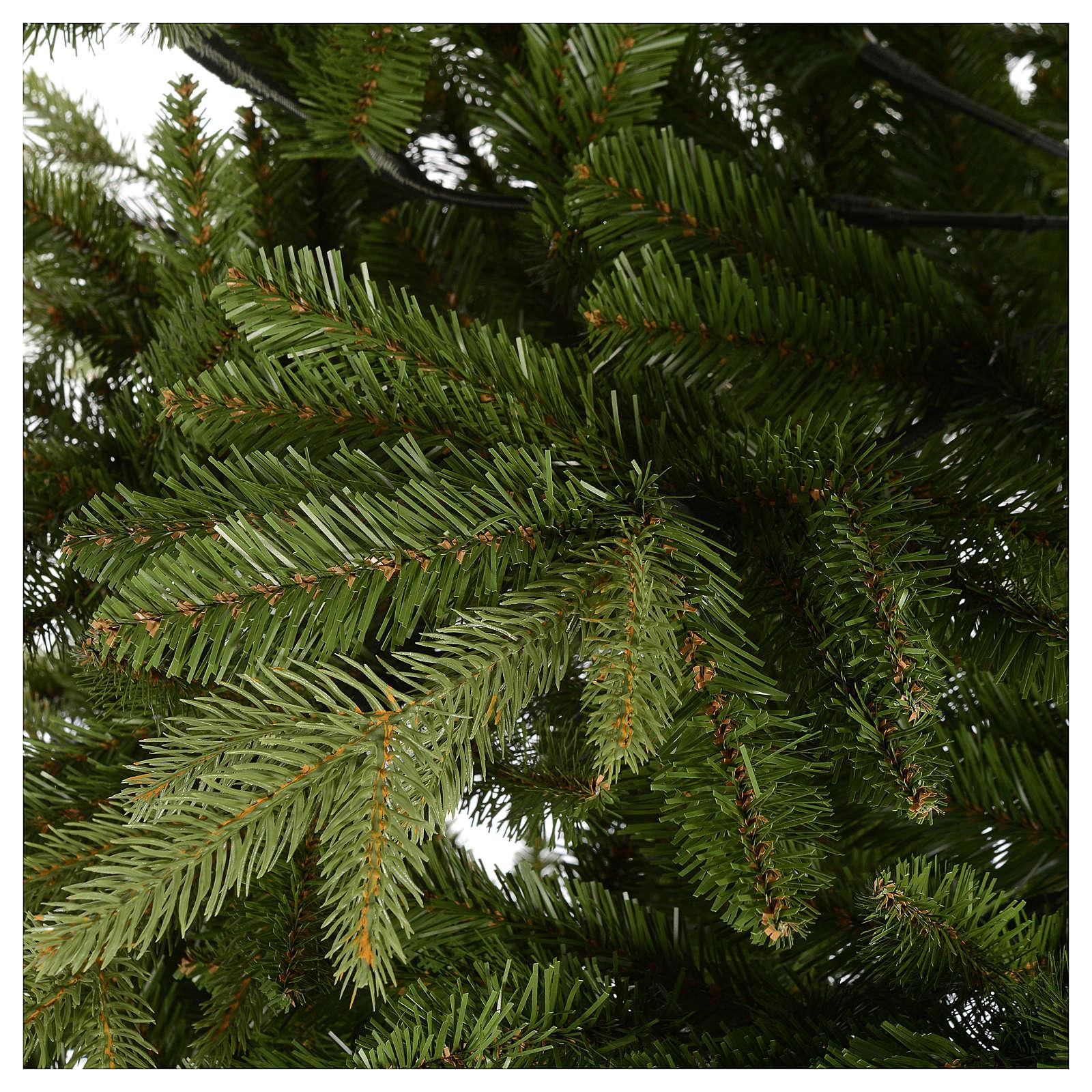 Árbol de Navidad 210 cm Poly Feel-Real verde Bloomfield Fir 3