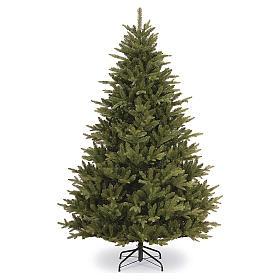 Albero di Natale 210 cm Poly colore verde Bloomfield Fir s1