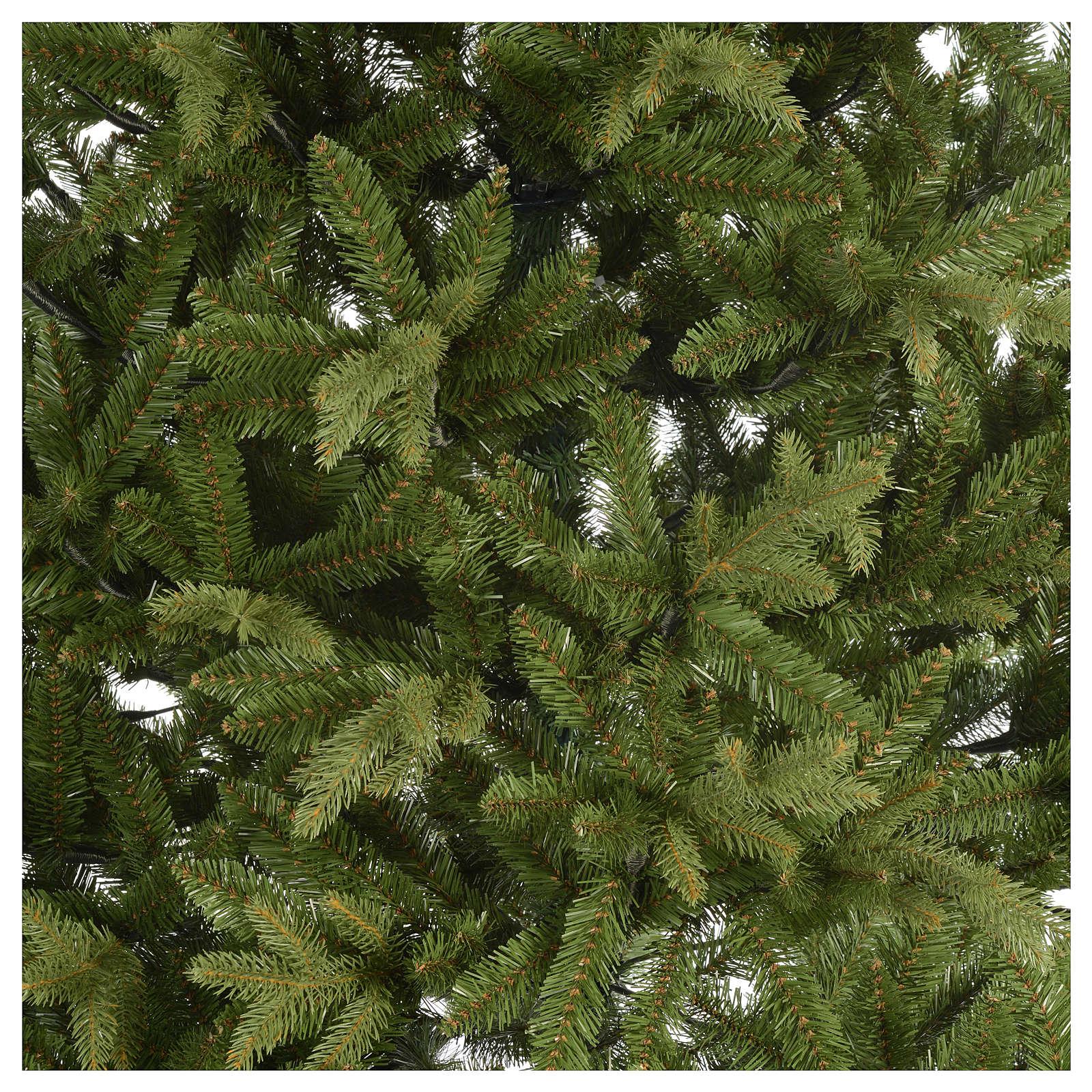 Choinka sztuczna 210 cm zielona Poly Bloomfield Fir 3