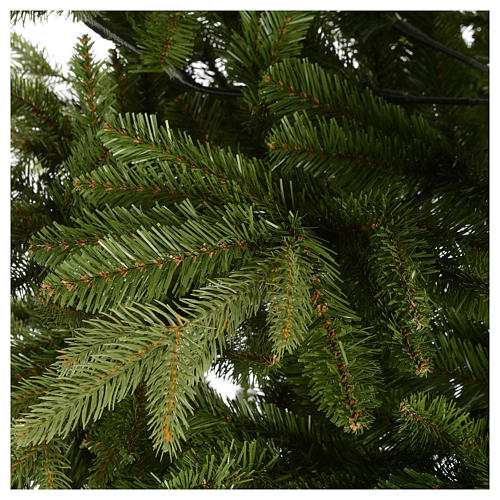 Árvore de Natal 225 cm polietileno feel-real verde Bloomfield Fir 4